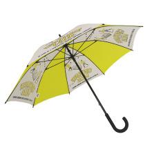 48inch personal unique stick ladies with logo prints rain custom umbrellas