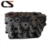 Cabeça de cilindro 6754-11-1101 das peças de motor da máquina escavadora