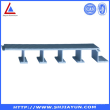 Pièces en aluminium industrielles d'extrusion