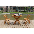 Bamboo Outdoor Furniture Bamboo Folding Table and Chair