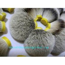 Soft Density Silvertip Badger Scheerkwast Knoop