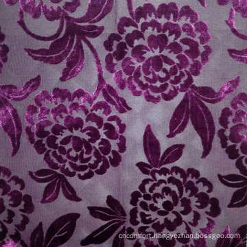 sofa fabric velvet pile sofa fabric used for furniture decorative and resist dirty