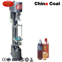 Electric capping machine for aluminum screw caps