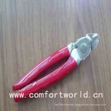 Hog Ring Staple Plier High Quality Straight Head Plier
