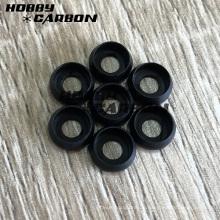 Excellente rondelle d'étanchéité en nylon à résistance mécanique