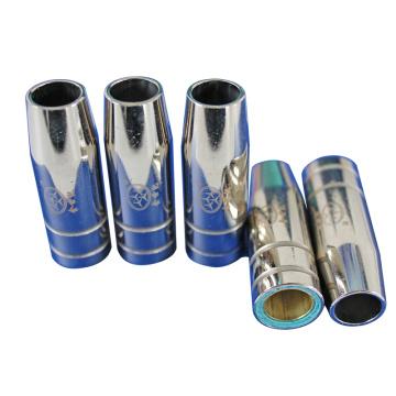 15AK 25KD 36KD 200A 350A 500A MIG schweißbrenner gas düse