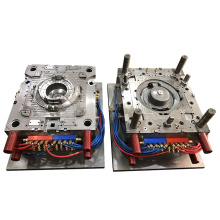custom injecting pieces mould maker plastic injection high precision hot runner preform mold