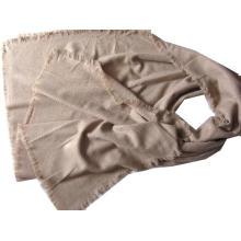 Throw Shawl 100% Twill Cashmere 100X190+2cmx4 360 (1)