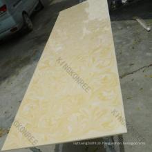 Decorative translucent resin stone,translucent countertop