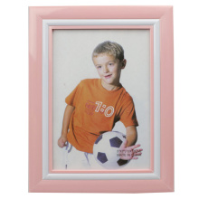 Pink With White Inner Frame 13x18cm Photo Frame