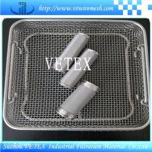 Stainless Steel Mesh Basket / Storage Basket