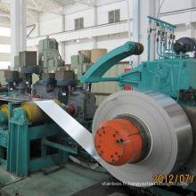 bobine d'acier inoxydable doux précision 301