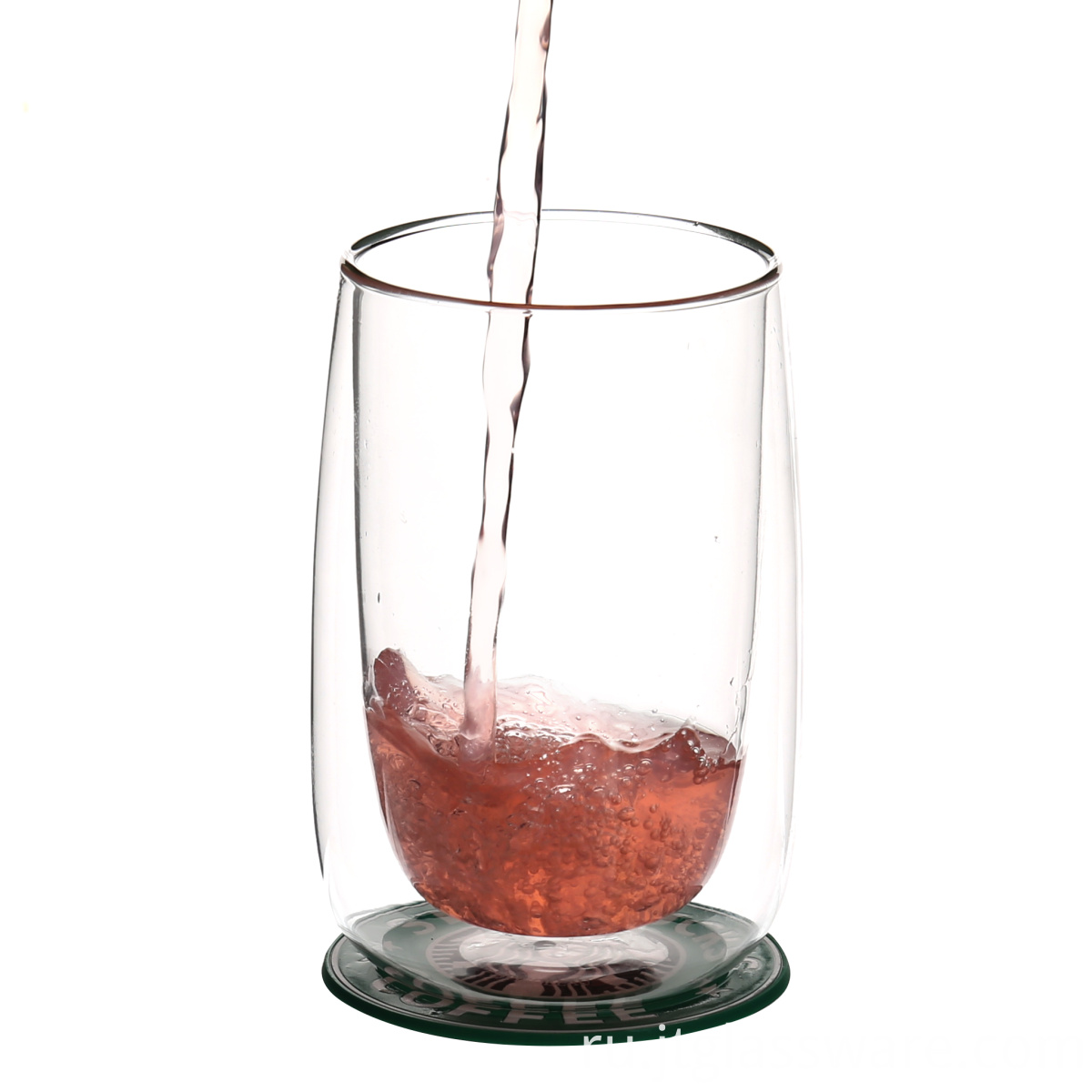 soft drinking glass cup
