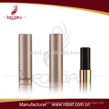 Chromé à tube à lèvres vide populaire à la Chine