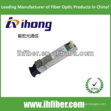10G CWDM SFP módulo 80KM compatible cisco CWDM SFP