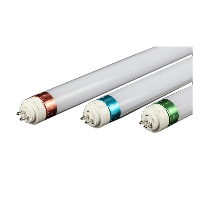 T5 end cap LED tube light high lumen 18W 24W_conew1