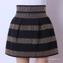 Wholesale New Fashion High Quality Ladies Mini Skirt
