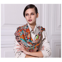 Wholesale Winter Hot Fashion Wool large square Scarf