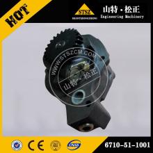 Komatsu PC400-7 oil pump ass'y 6251-51-1001