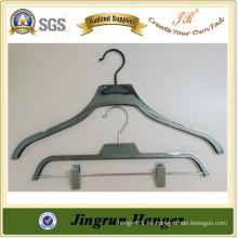 Alibaba Hanger Fabricación Plata Juego de perchas de ropa