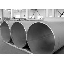 ASTM A312 / A312M Tubos de aço inoxidável austenítico sem costura, soldados e muito trabalhados a frio