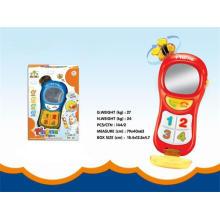 Bebé juguete de juguete musical del teléfono celular (h9327010)
