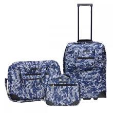 600D 3 Pieces Travel Set Suitbable for Promotion