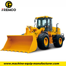 5 Ton Mini Wheel Loader For Sale