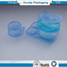 Plastic Food Packaging Box for Wholesale