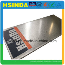Higher Performance Ral 9007 Aluminium Grey Metallic Powder Coating