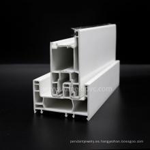 Sistemas de ventanas corredizas de perfil de PVC