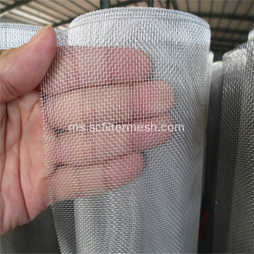 Woven Aluminium Alloy Fly Window Screen Mesh