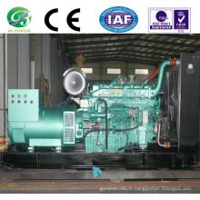 Groupe électrogène diesel diesel 270kw avec moteur Yuchai