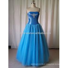 Vestidos coloridos da festa de casamento do sexo feminino coloridos