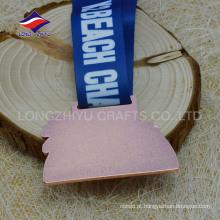 Medalhas de relevo personalizadas Medalhas de diversão para crianças