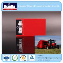 Recubrimiento de polvo electrostático de alta calidad para polvo de equipo de agricultura de pulverización