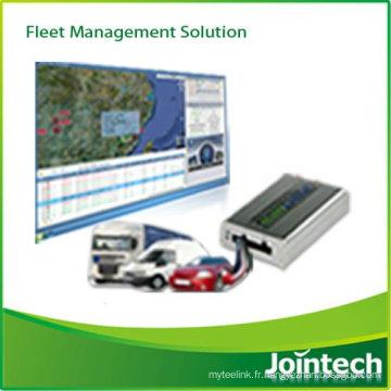 Traqueur de GPS de véhicule avec le système de suivi de GPS de véhicule
