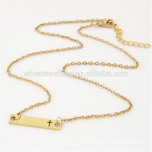 fashion jewellery cross pendant collar choker statement wholesale necklaces