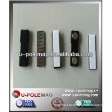 Imán personalizado de la insignia con el plástico para la venta