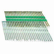 Plastic Strip Nails with Smooth, Ring or Spiral Shank