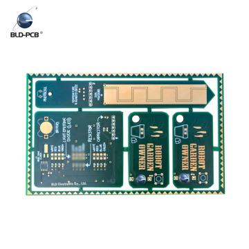 Fabricante esperto conectado novo da placa de circuito do PWB do robô do jardim