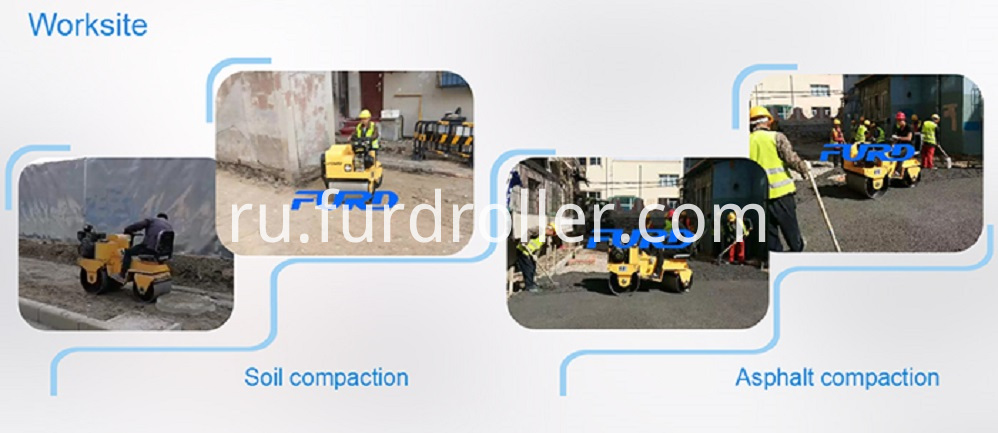 Small Compaction Roller