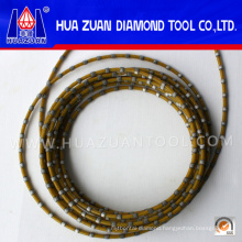 High Efficiency Diamond Wire Saw Rope for Marble and Granite