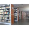 Fabricant de meubles scolaires OEM & ODM Nouvelle bibliothèque de style bibliothèque en métal étagères
