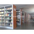 School furniture manufacturer OEM&ODM New style library metal book shelves