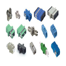 Conector de fibra óptica SC / LC / ST / FC de alta calidad