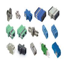 Connecteur fibre optique SC / LC / ST / FC de haute qualité
