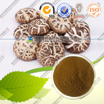Natürlicher Extrakt Inonotus Obliquus Chaga Polysaccharid