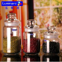 Arcoroc Armazenamento Jar Jar, Food Canister