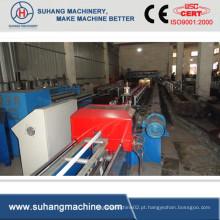 Máquina formadora de rolo fria injetada com poliuretano